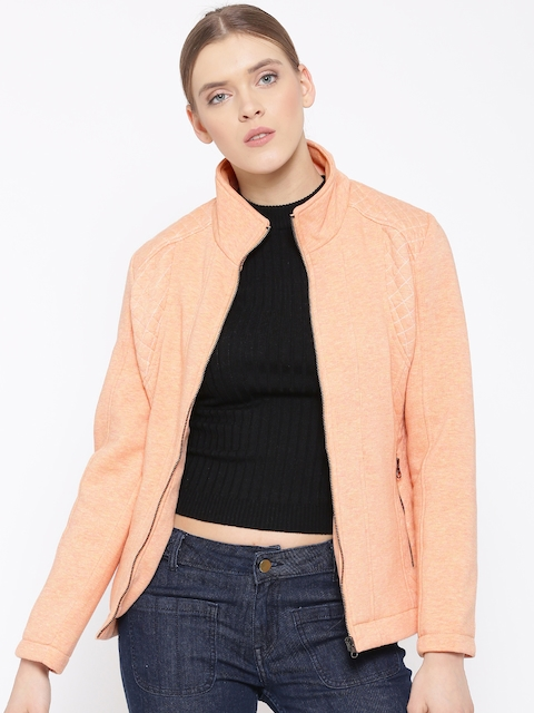 Fort Collins Peach-Coloured Jacket
