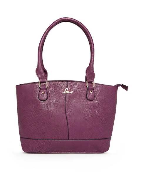 Lavie Purple Shoulder Bag