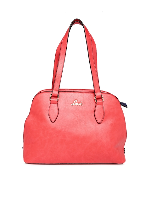 Lavie Coral Pink Shoulder Bag
