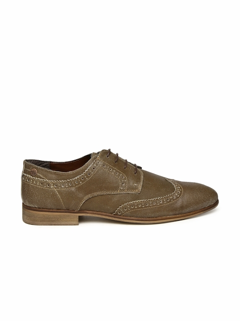 Jack & Jones Men Brown Brogues