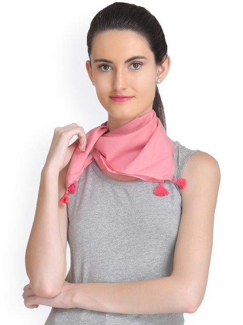 CoolThreads Pink Scarf