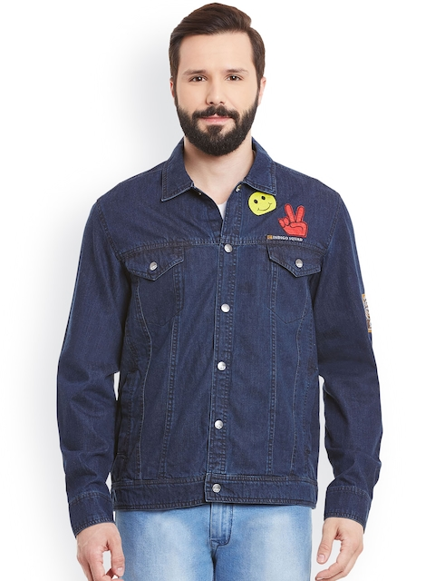 Canary London Blue Denim Jacket