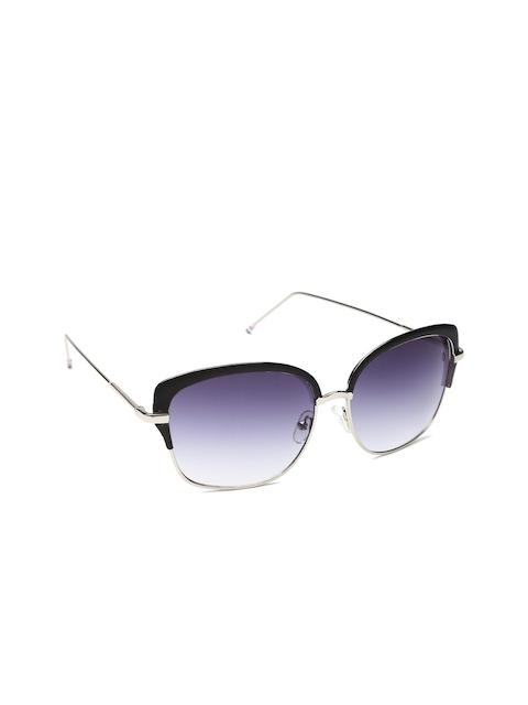 DressBerry Unisex Browline Sunglasses SUN02195