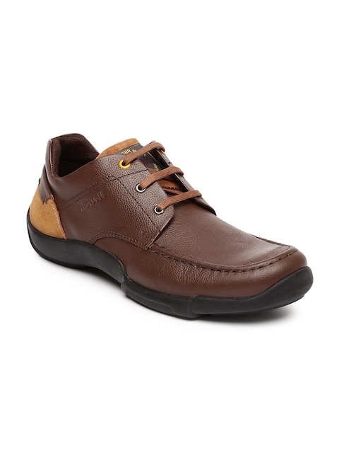 Provogue Men Brown Derbys