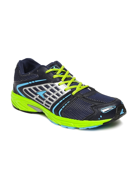 Power Men Navy Speedy F Running Shoes