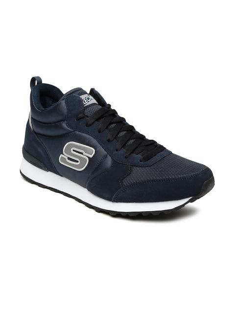Skechers Men Navy OG 85 Sneakers