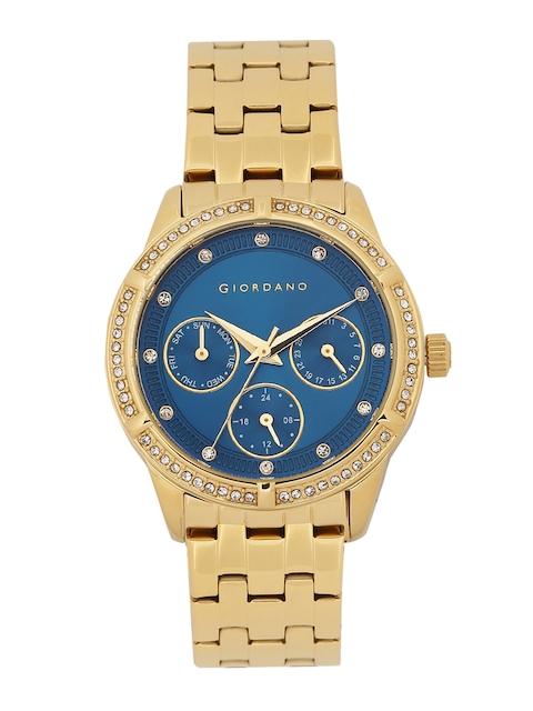 GIORDANO Women Blue Multifunction Watch 2768-22