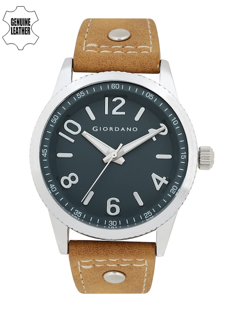 GIORDANO Men Blue Analogue Watch A1053-03
