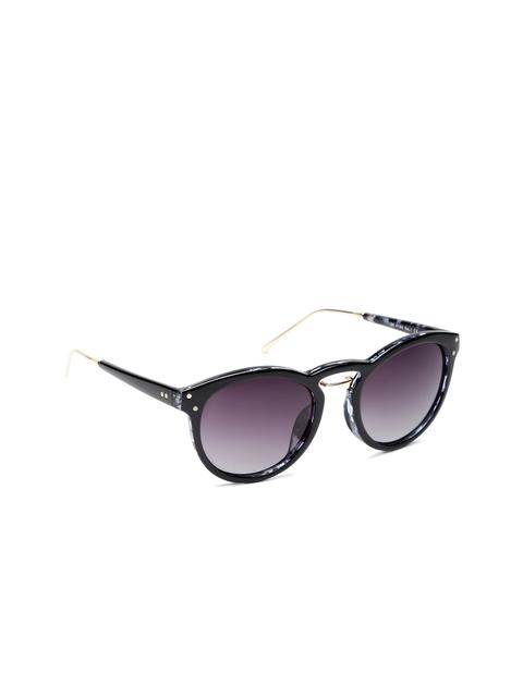 Daniel Klein Women Gradient Oval Sunglasses DK4124