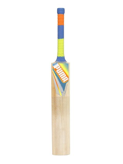 PUMA Beige Printed evoSPEED 2500 Cricket Bat