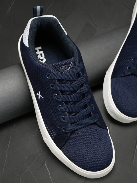 HRX by Hrithik Roshan Men Navy Fly Sneakers