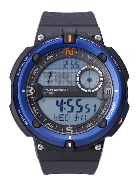 Casio Outdoor SGW-600H-2ADR (D139) Digital Black Dial Men's Watch (SGW-600H-2ADR (D139))