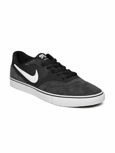 Nike Men Black Paul Rodriguez 9 VR Skate Shoes