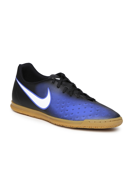 Nike Men Blue Magistax Ola II IC Football Shoes