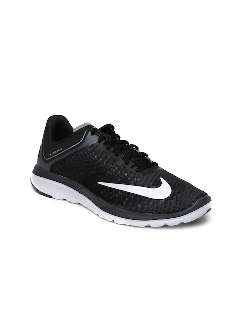 Nike Women Black FS Lite Run 4 Running Shoes