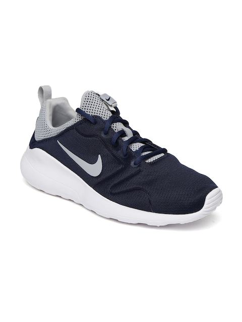 Nike Men Navy Kaishi 2.0 Sneakers