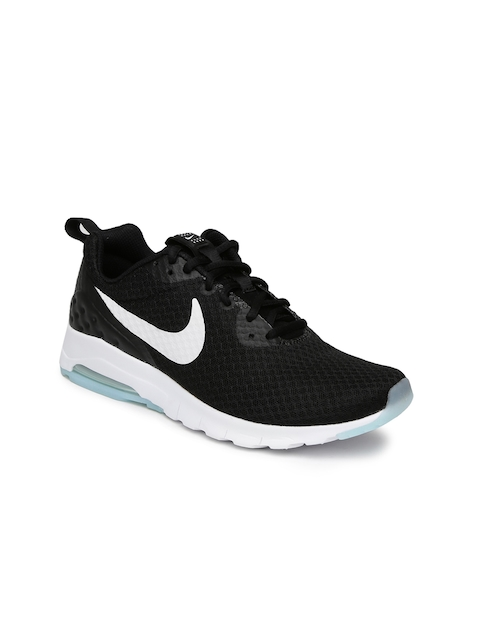 Nike Women Black Air Max Motion Sneakers