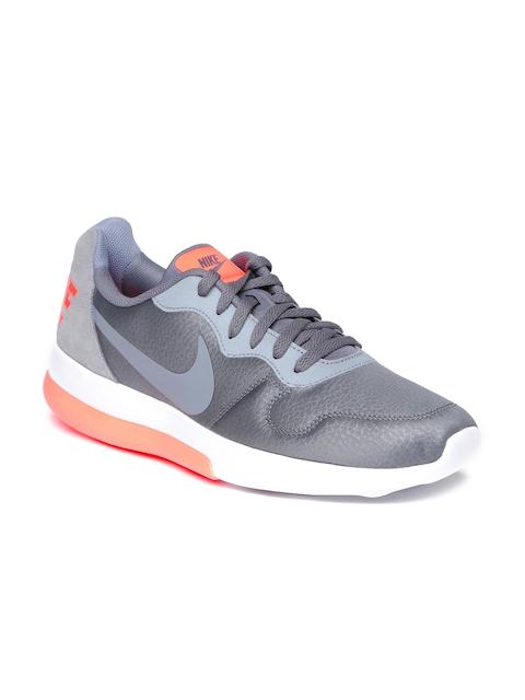 Nike Men Grey MD Runner 2 Sneakers