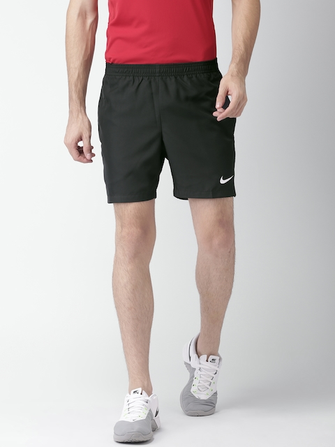 Nike Men Black AS M NKCT 7IN Sports Shorts