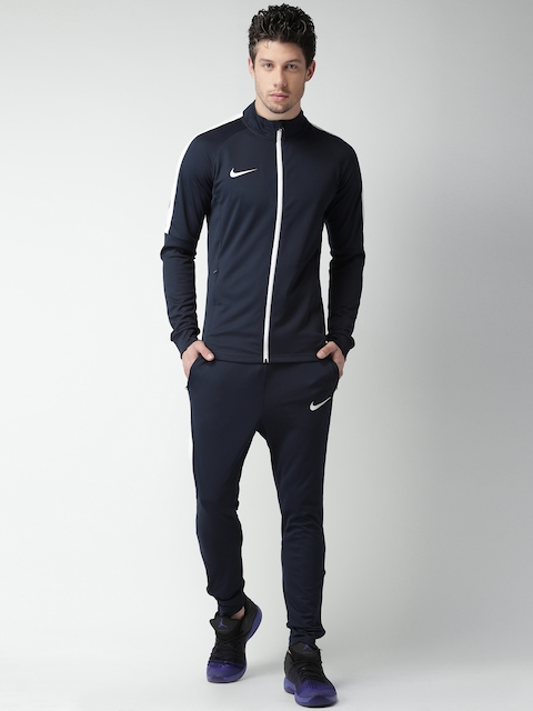 Nike Men Navy Blue AS M NK Tracksuit