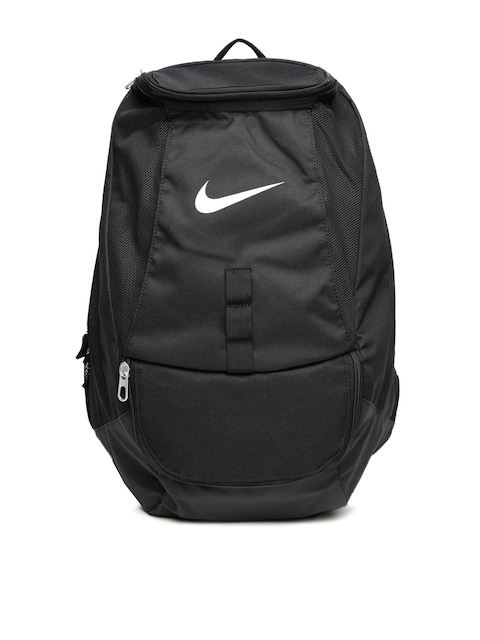 Nike Unisex Black Club Team Swoosh Backpack