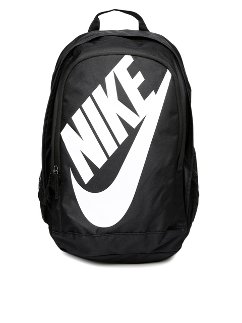 Nike Unisex Black Hayward Futura 2.0 Printed Backpack