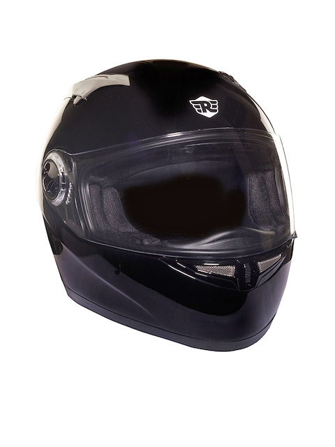 Royal Enfield Black Street Nimbus Full Face Helmet