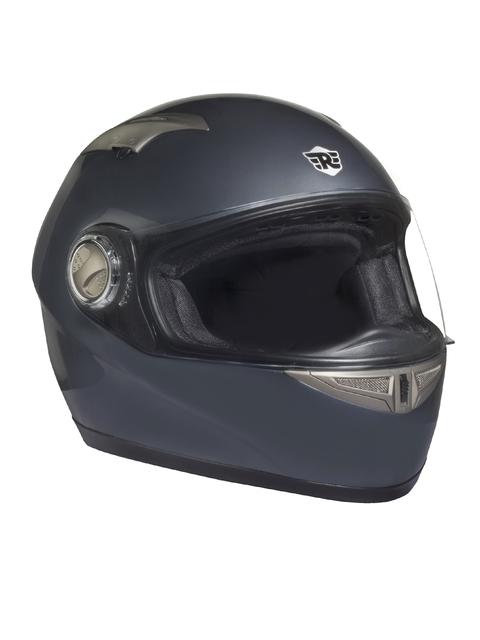 Royal Enfield Charcoal Grey Street Nimbus Full Face Helmet
