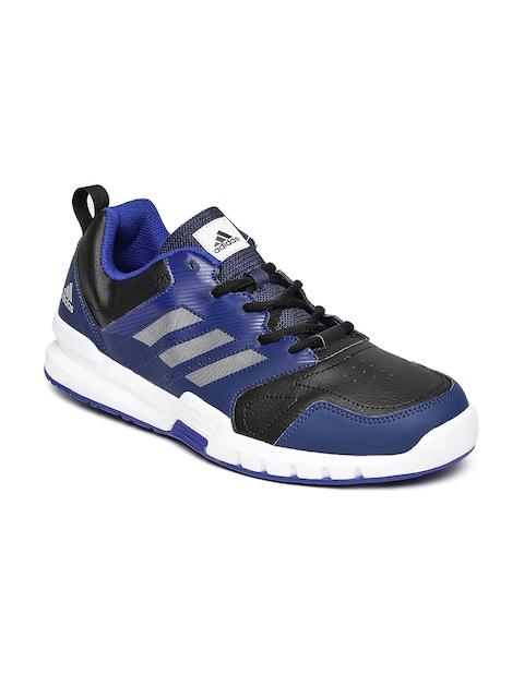 Adidas Men Navy Blue Essential Star 3 M Training Shoes