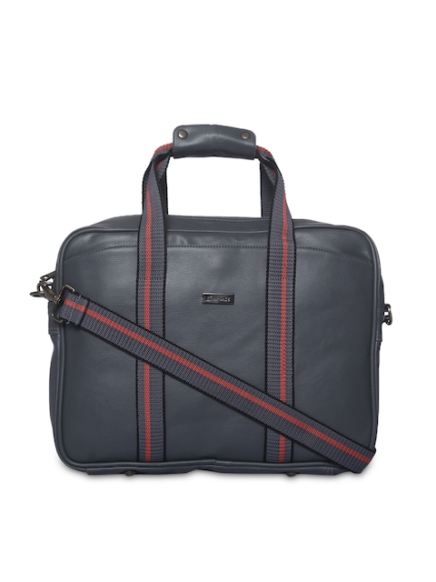 Impulse Unisex Black Laptop Bag