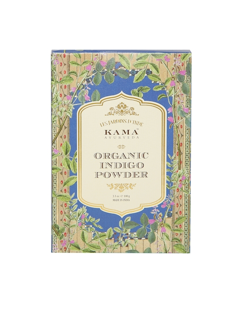 KAMA AYURVEDA Unisex Organic Indigo Hair Powder