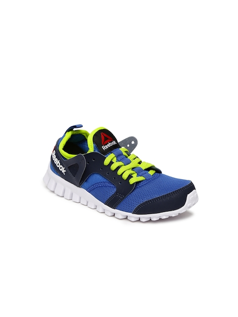 Reebok Girls Blue Amaze Runr Running Shoes