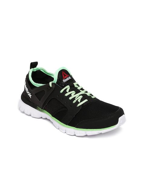Reebok Women Black Amaze Running Shoes