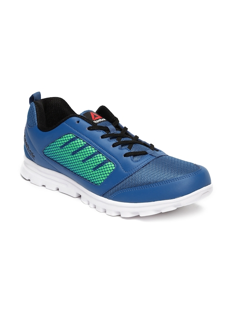 Reebok Men Blue Run Stormer Running Shoes
