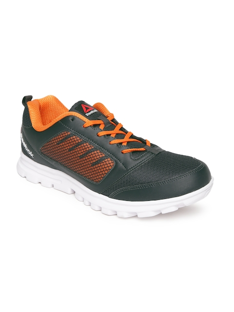 Reebok Men Grey Run Stormer Running Shoes