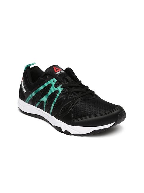 Reebok Women Black Arcade Runner Running Shoes