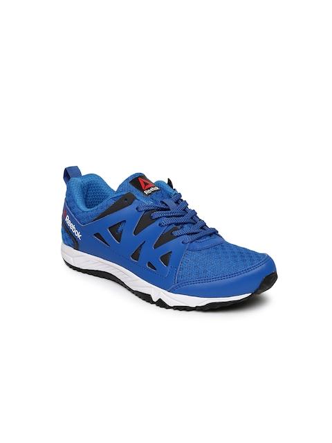 Reebok Girls Blue Run Supreme 3.0 MT JR Running Shoes