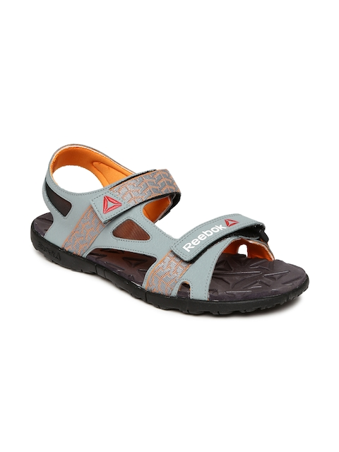 Reebok Men Grey Ultra Adventure Sports Sandals  available at myntra for Rs.1079