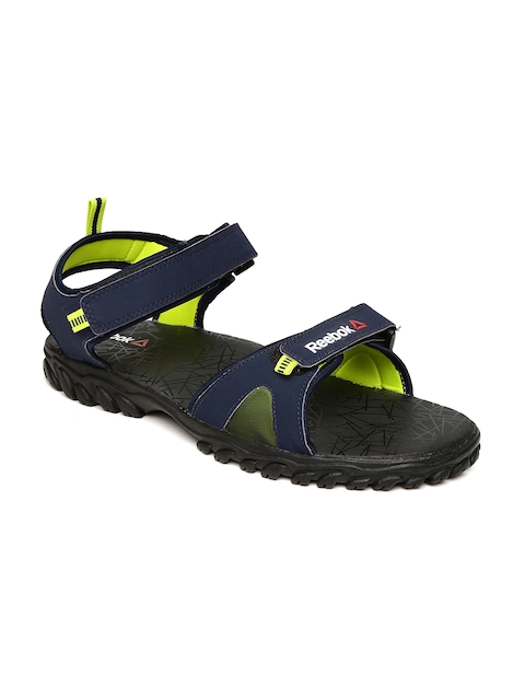 Reebok Men Navy Axtrix Sports Sandals  available at myntra for Rs.1399