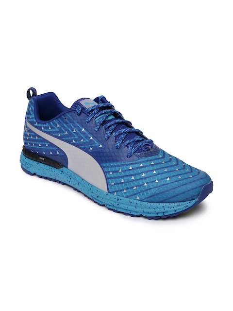 Puma Men Blue Speed 300 TR IGNITE Running Shoes