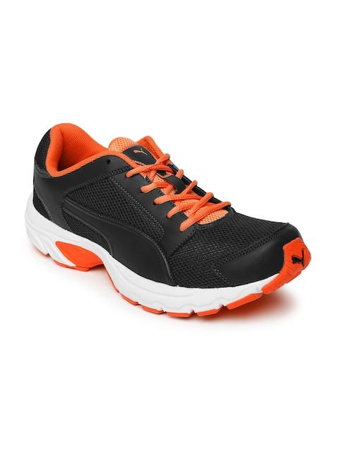 Puma Men Black Splendor Running Shoes