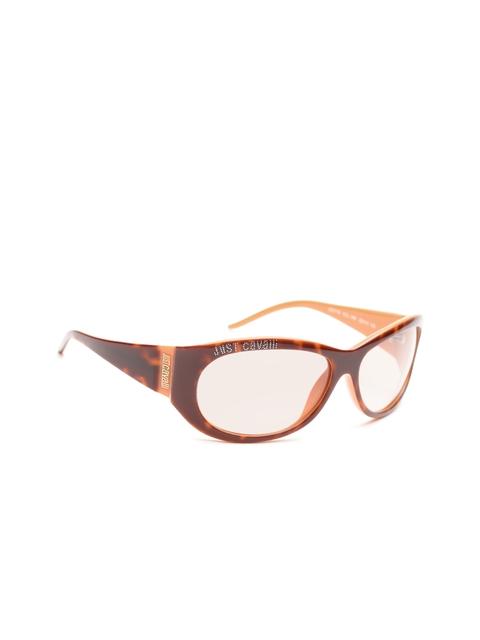 Just Cavalli Women Printed Rectangle Sunglasses EC1007