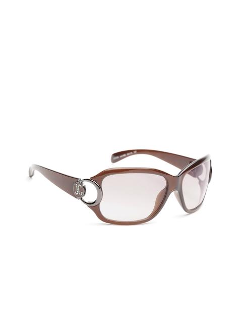 Just Cavalli Women Rectangle Sunglasses EC1028