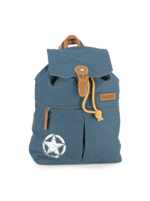 The House of Tara Unisex Blue Backpack
