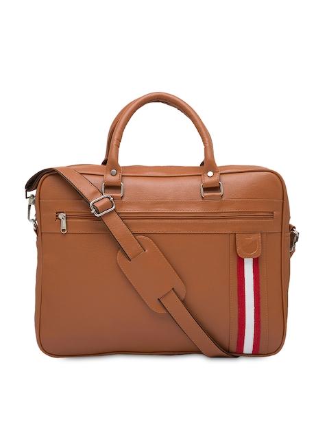 MBOSS Unisex Brown Laptop Bag