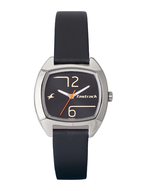 Fastrack Men Black Dial Watch 6162SL01