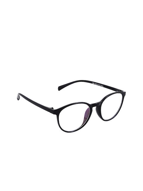 Olvin Unisex Black Oval Frames OL2341-01