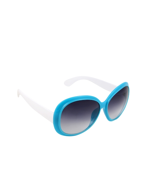 Olvin Women Oval Sunglasses OL1102-03