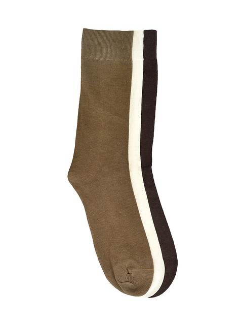 MARC Men Set of 3 Above Ankle-Length Socks