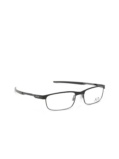 OAKLEY Men Black Rectangular Frames 0OX322232220154